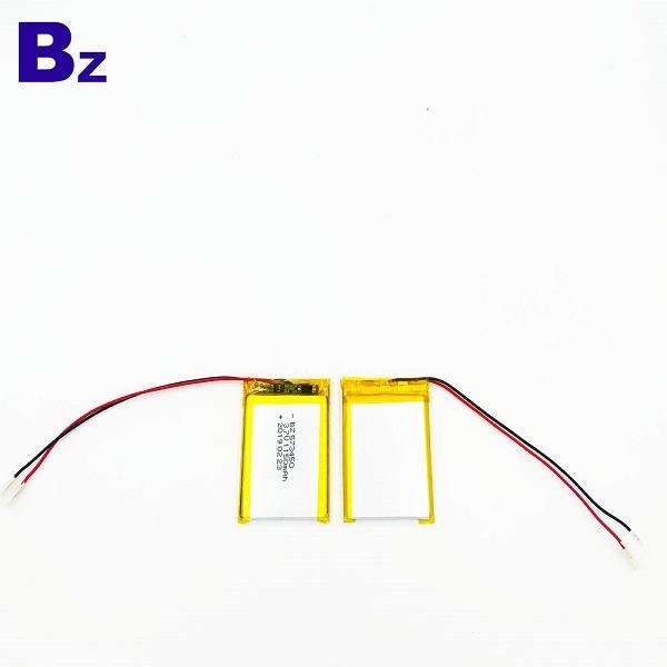 573450 1150mAh 3.7V Polymer Li-ion Battery
