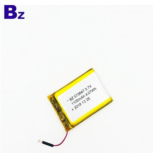 Manufacturer ODM Lipo Battery