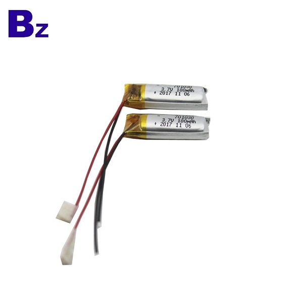180mah Li-ion Battery for Electric Toothbrush