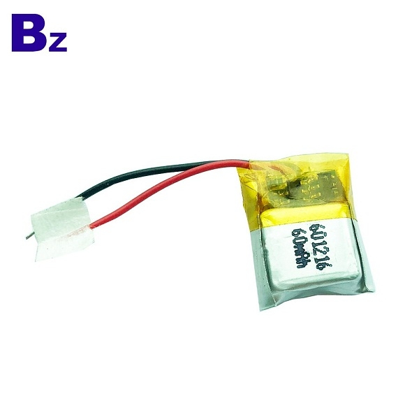 Customized LiPo Battery for Smart Wearable