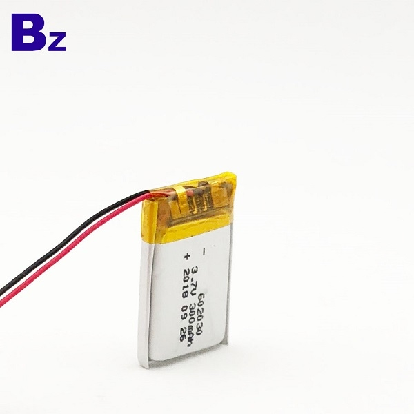 602030 300mAH 3.7V with KC Certification