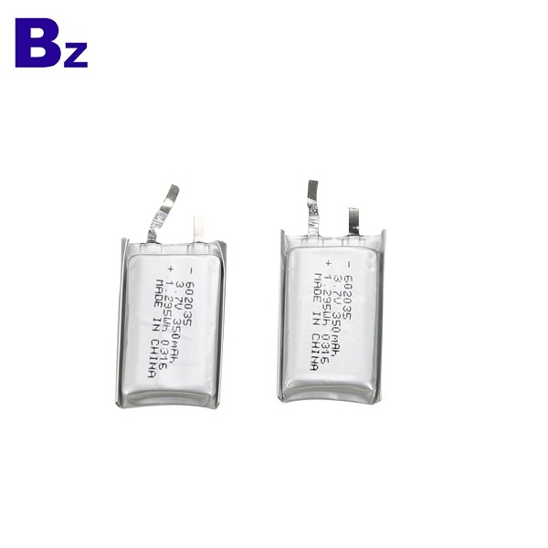 Rechargeable Lithium Battery Factory