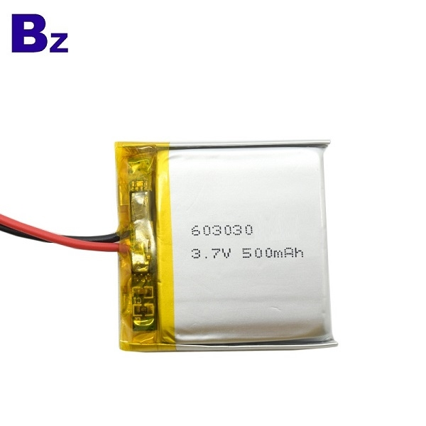 500mAh Battery for LED Light