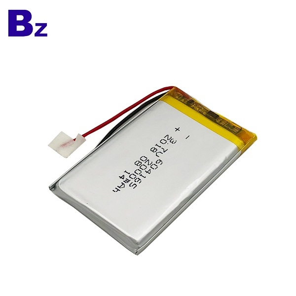 3.7V Battery for Bluetooth Sound Speaker