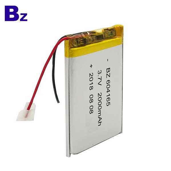 2000mah Polymer Li-ion Battery