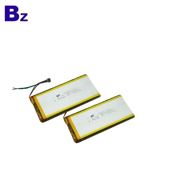 4000mah Polymer Li-Ion Battery
