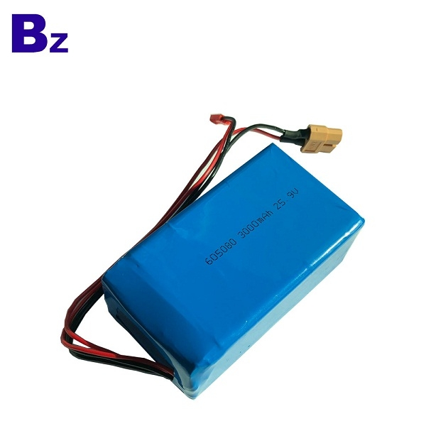 25.9V 3000mAh Polymer Li-ion Battery