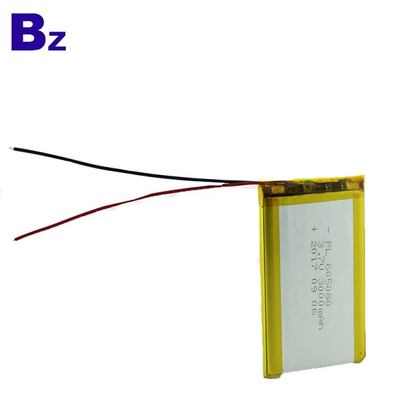 3.7V Rechargeable LiPo Battery