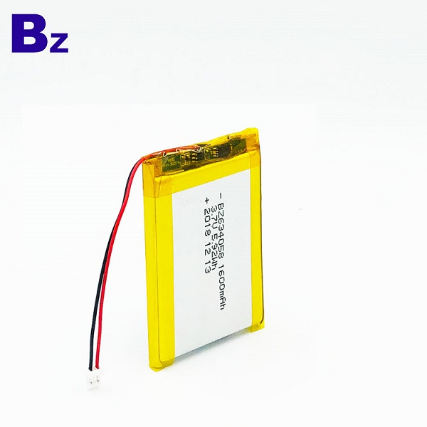 Lithium Ion Polymer Battery For Gps