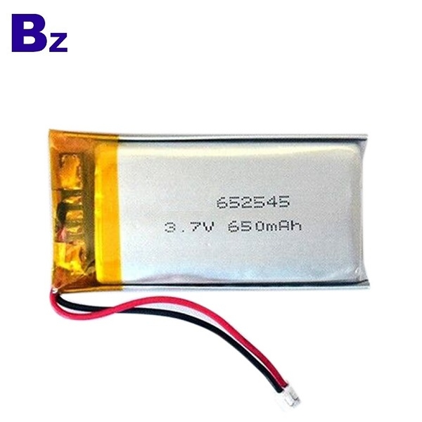 650mAh Lipo Battery with KC certification