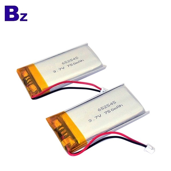 650mAh Lithium Battery for Massage Stick