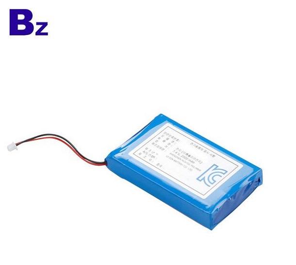 7.4V 2000mah Rechargeable Lipo Battery