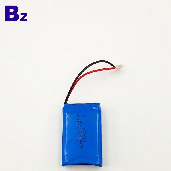 1200mAh Polymer Li-ion Battery