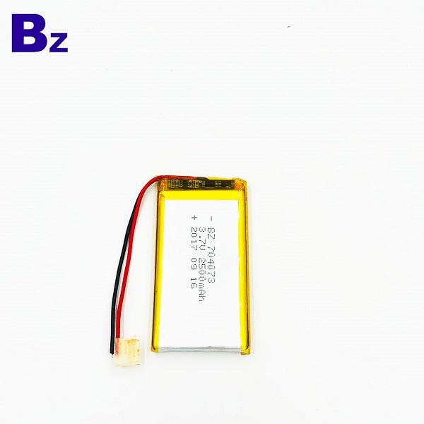 Chinese Lipo Battery Factory OEM 704073 Battery