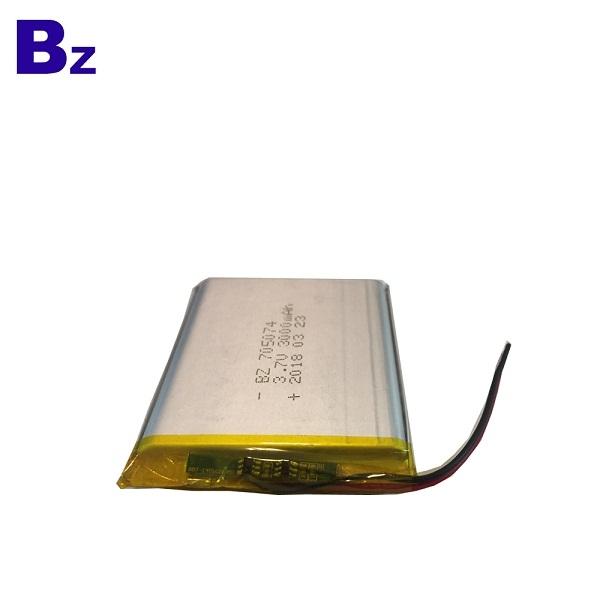 3000mah Lipo Battery
