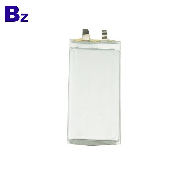 750mAh 3.7V Lithium Polymer Battery