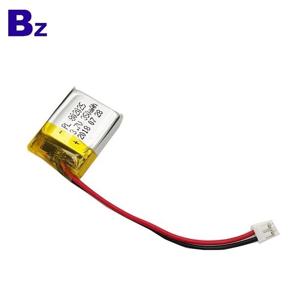350mah Rechargeable Li-polymer Battery