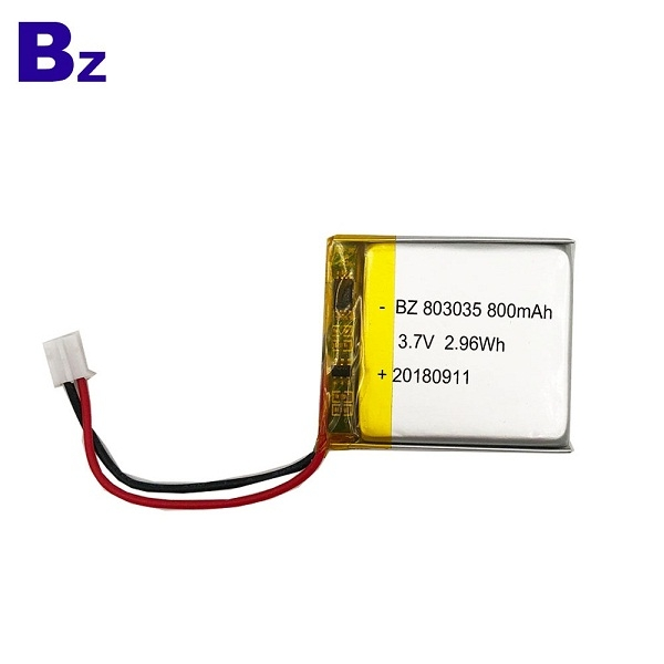 ODM Battery for Car DVR Devices