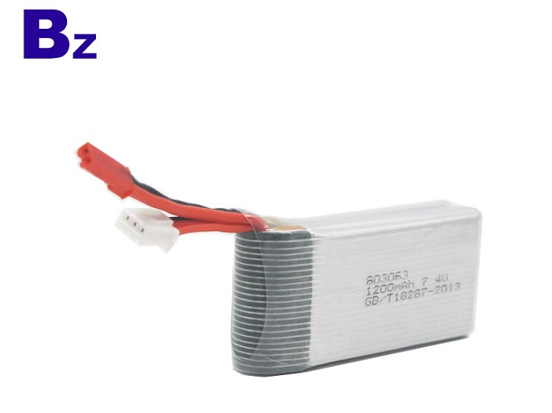 Lithium Polymer Battery For RC Models