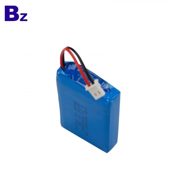 3.7V 4000mAh Rechargeable Lipo Battery