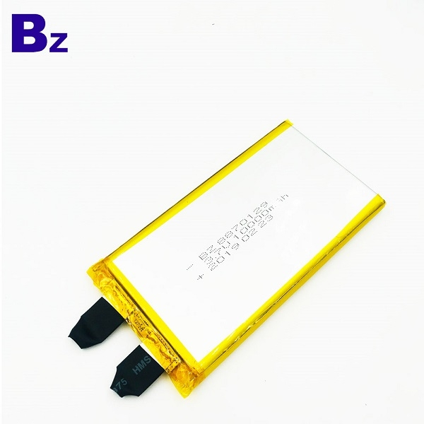 8870129 10000mAh 3.7V Polymer Li-ion Battery