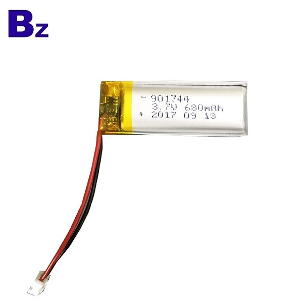 680mAh Lipo Battery with KC Certification