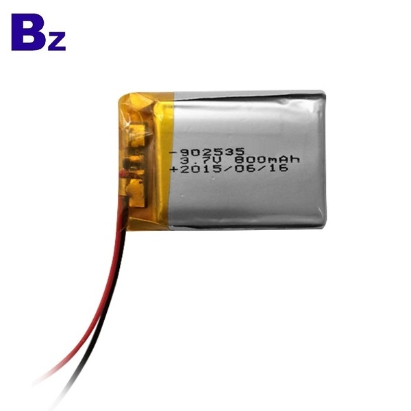 800mAh Lipo Battery with KC certification