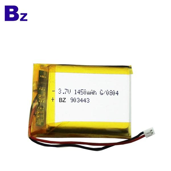 3.7V Lithium-ion Polymer Battery