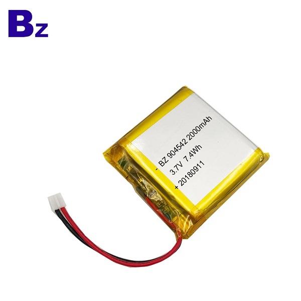 ODM 2000mAh Lipo Battery