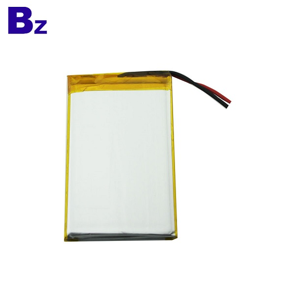 5000mah Polymer Li-Ion Battery