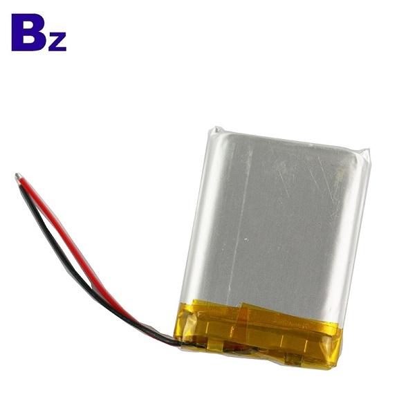 803040 900mAh 3.7V Lipo Battery
