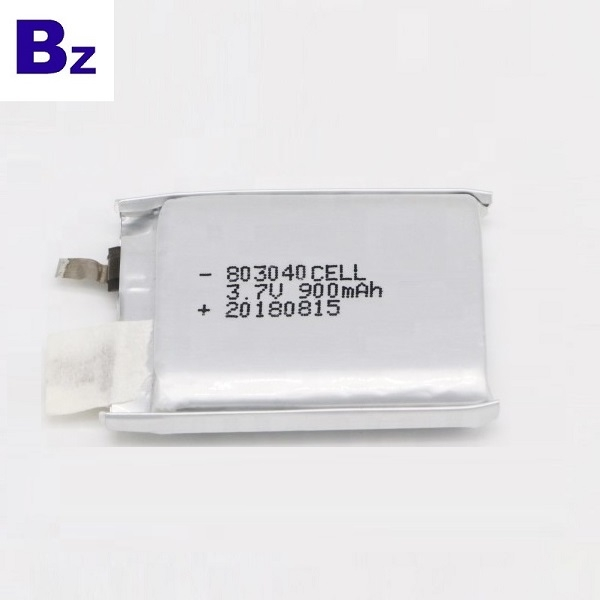 900mAh Lipo Battery with KC Certification