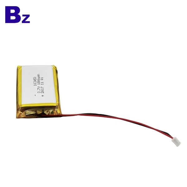 Wholesale BZ 103450 1800mah 3.7V Lipo Battery