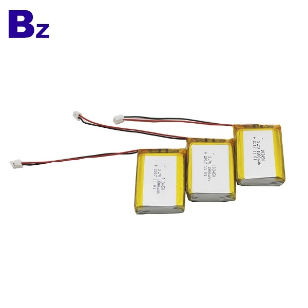 China Lithium Battery Manufacturer Wholesale BZ 103450 1800mah 3.7V Lipo Battery