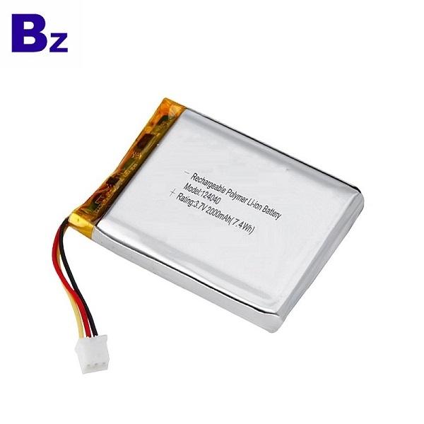 2000mAh Battery For Small Air Pump