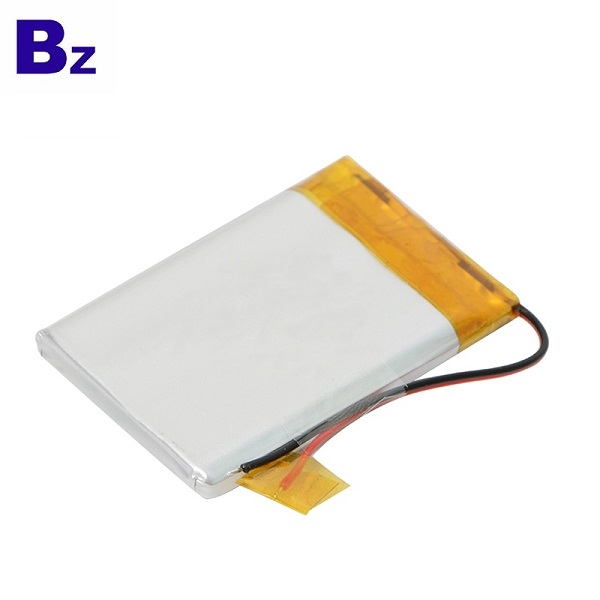 1000mAh Li-Polymer Battery With UL Certification