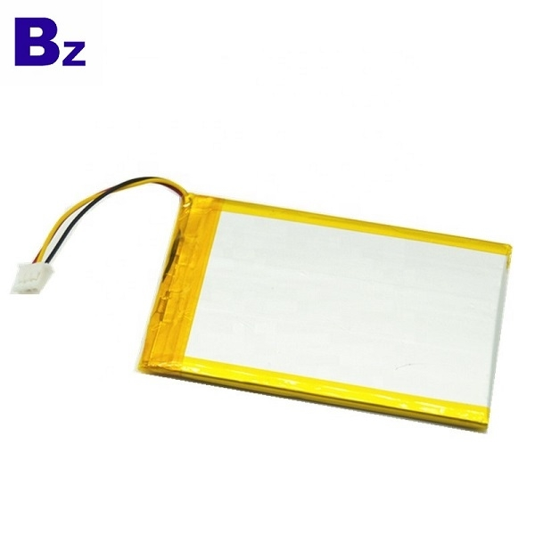 2000mAh Lithium Polymer Battery With UL Certification