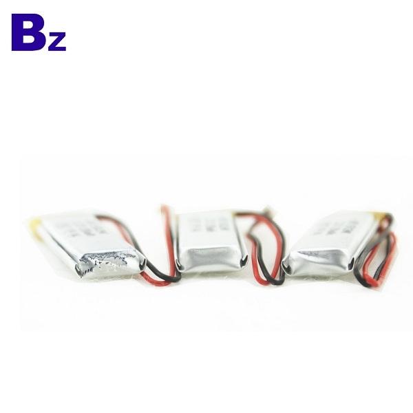 200mAh 3.7V Rechargeable Li-Polymer Battery