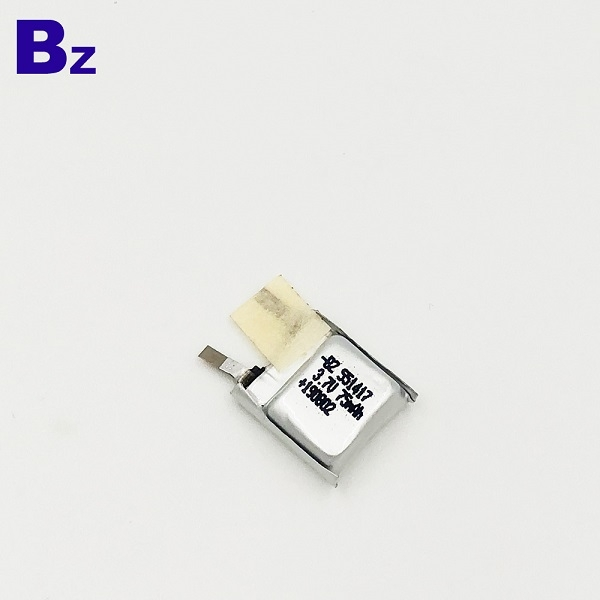 Rechargeable 3.7V Li-Polymer Battery