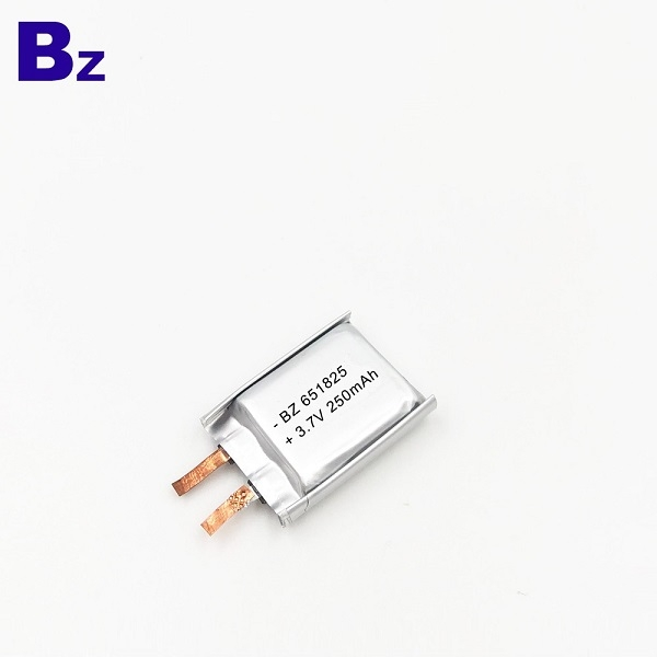 250mAh Battery Cell For Smart Thermometer