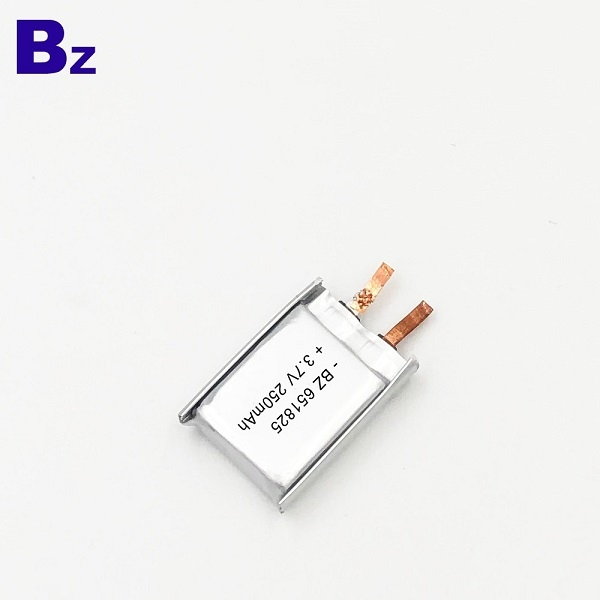 3.7V Battery Cell For Smart Thermometer