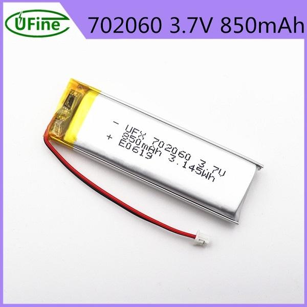 850mAh Battery for Fluorescent Lights