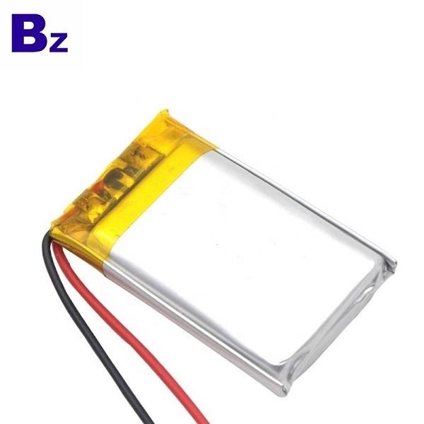 1200mAh Li-Polymer Battery With UL Certification
