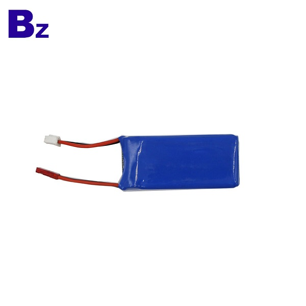 1000mah 7.4V 30C Rechargeable LiPo Battery Pack
