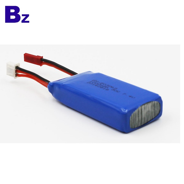 1000mah 30C Rechargeable LiPo Battery Pack
