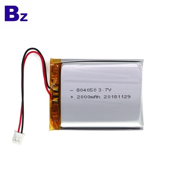 2000mAh Battery For Alarm System Device