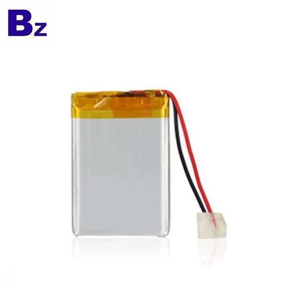 804050 2000mAh 3.7V Li-Polymer Battery