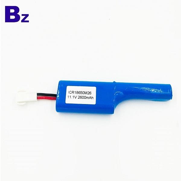 18650 Battery 2600mAh 11.1V