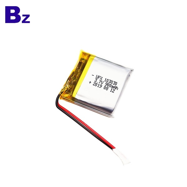 900mAh Li-Polymer Battery For Telescope