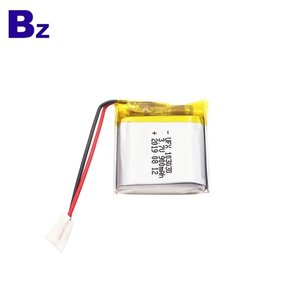3.7V Li-Polymer Battery For Telescope